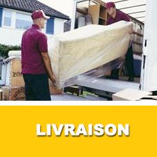 Livraison meubles chez Meubles Pas Chers à Bruxelles (Saint-Gilles)